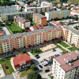 Zdjęcia zasobów Spółdzielni Mieszkaniowej